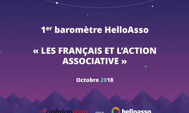 Étude : » Les Français et l'action associative «