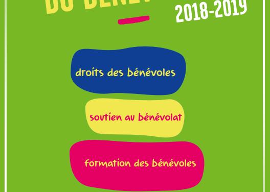 Guide du bénévolat 2018 – 2019