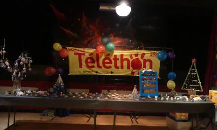 Le Téléthon à l'Accordeur cette année encore !