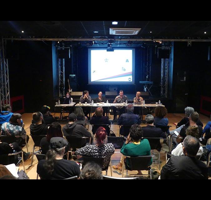 Assemblée Générale de l'association Mets La Prise