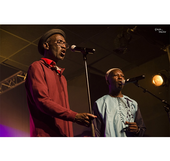 Découvrez les photos du concert de TOURE KUNDA
