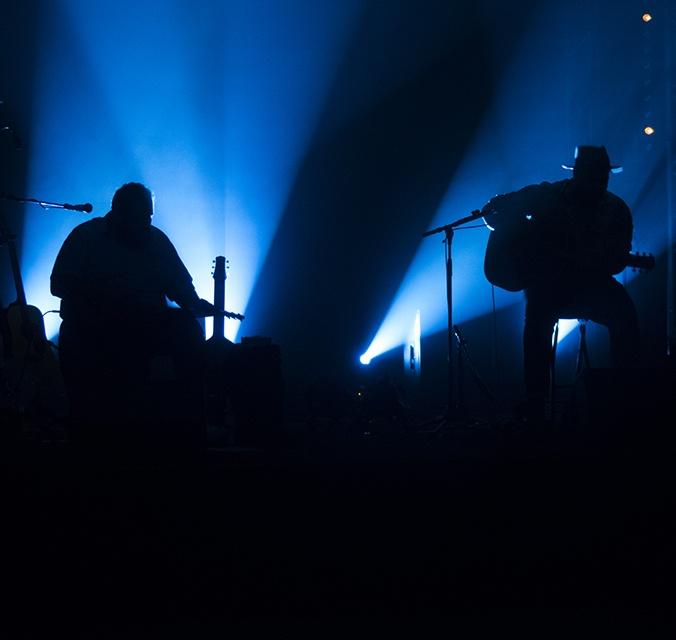 Découvrez les photos du concert de Franck & Damien