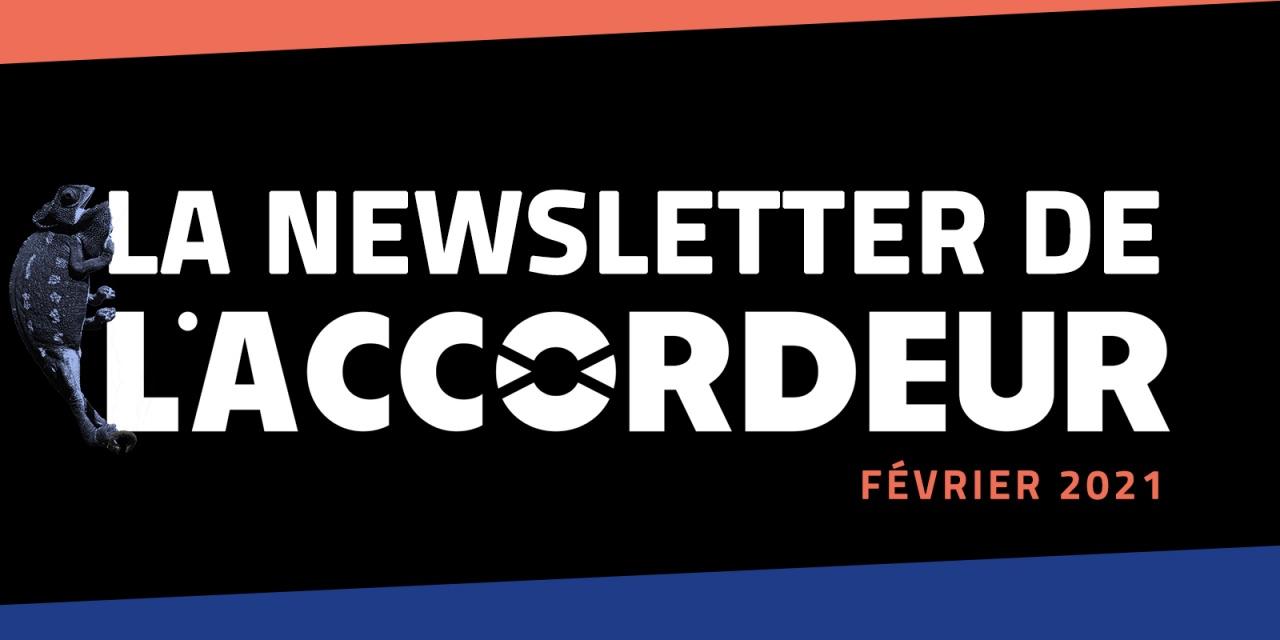 Consultez la newsletter Février 2021