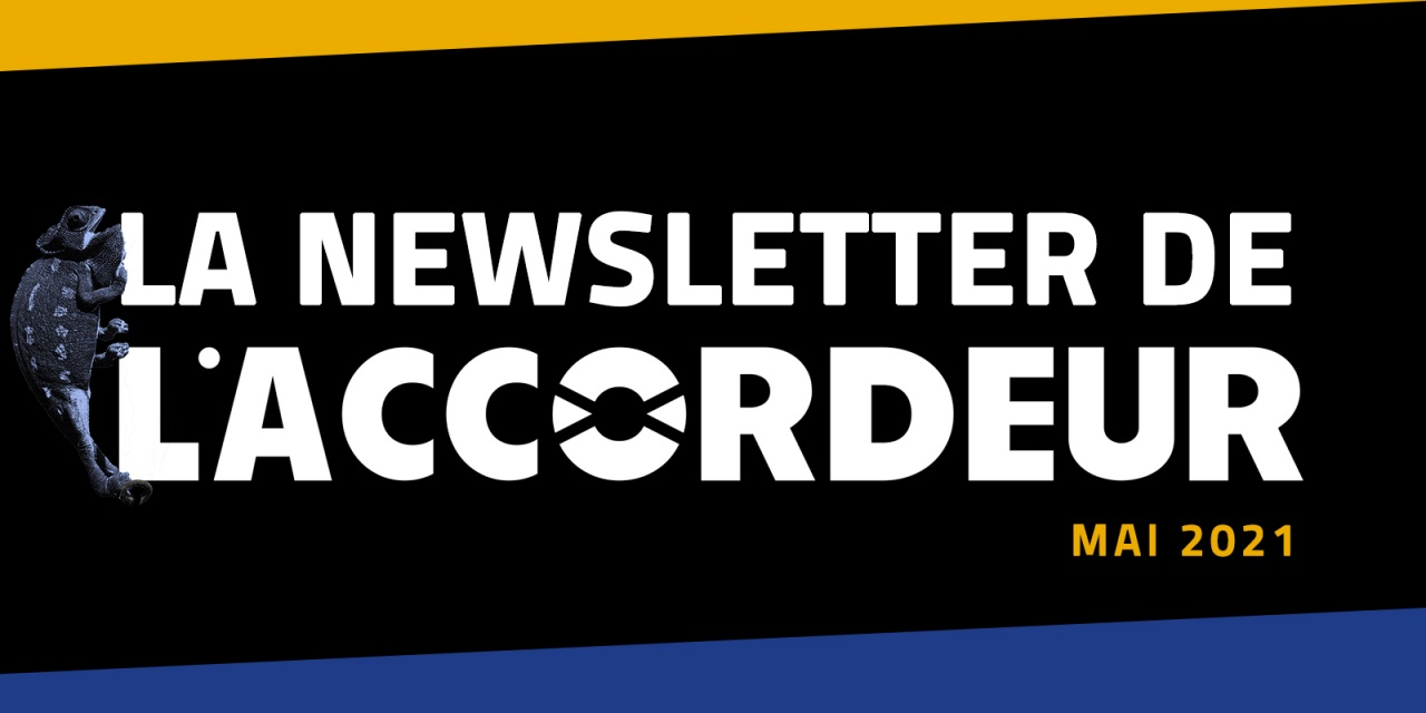 Découvrez les bonnes nouvelles de la newsletter de Mai !