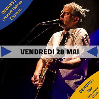 Patrice Caumon @ l'Accrodeur