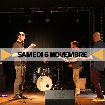 Jam Session @ l'Accordeur