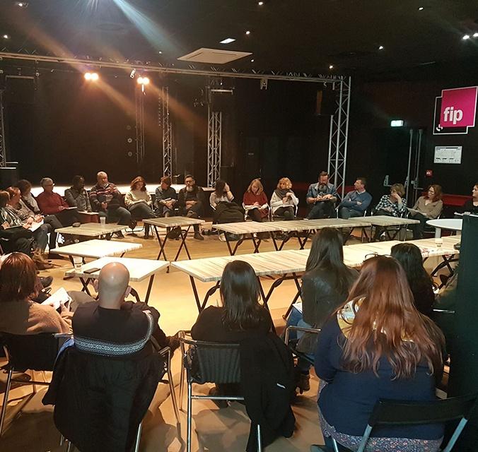 1ère réunion du groupe de travail «Médiation culturelle en Libournais»