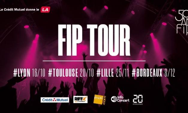 Tremplin FIP TOUR